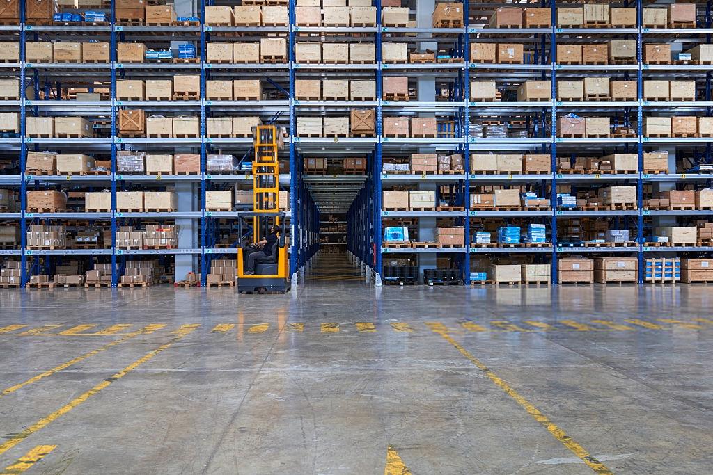e-Commerce Warehousing & Distribution in Europe