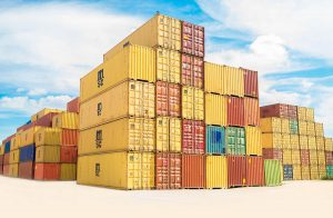 Bonded warehouse goods import