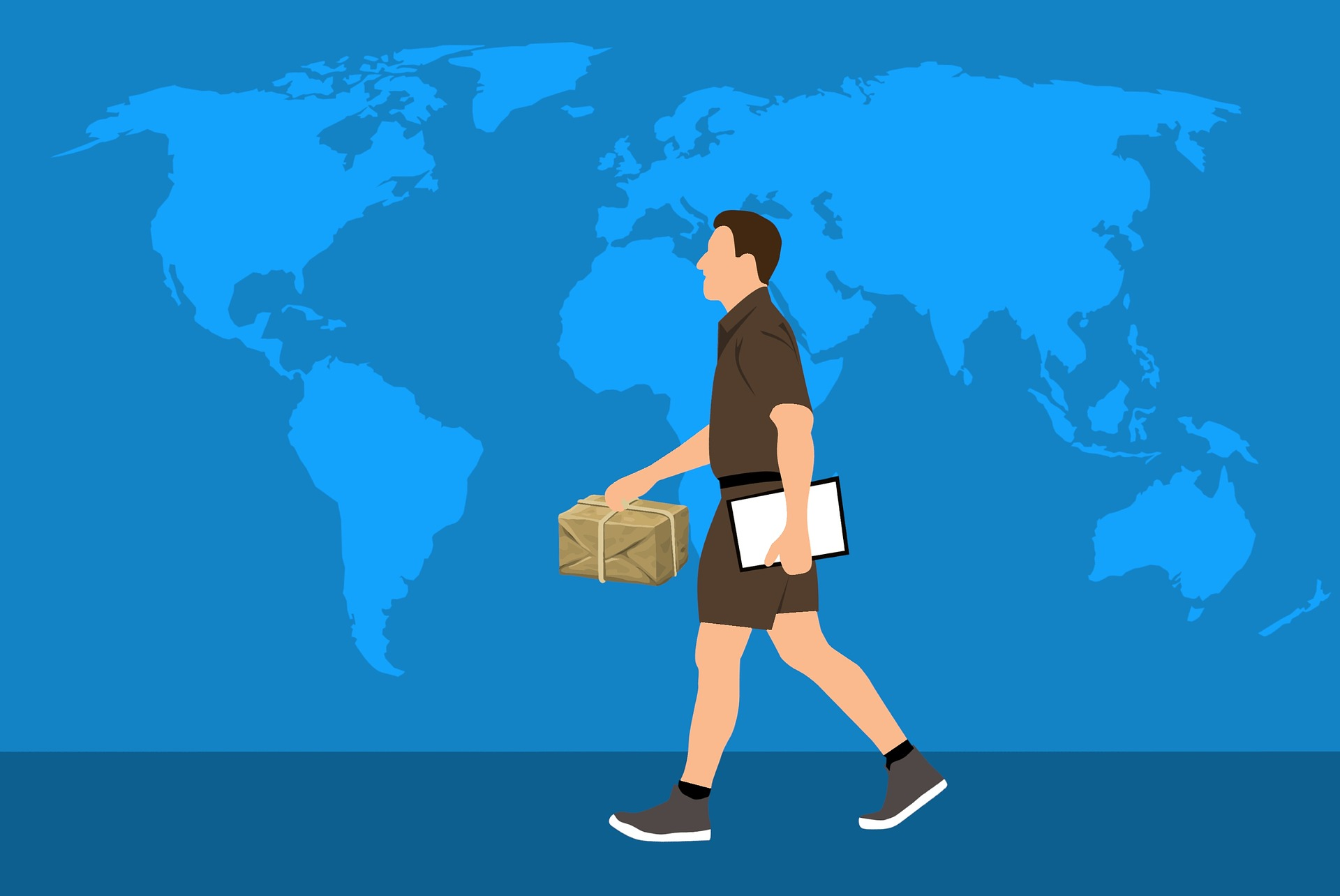 Outsourcing e-Commerce Logistics in Europe